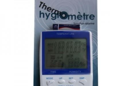 Termometar.