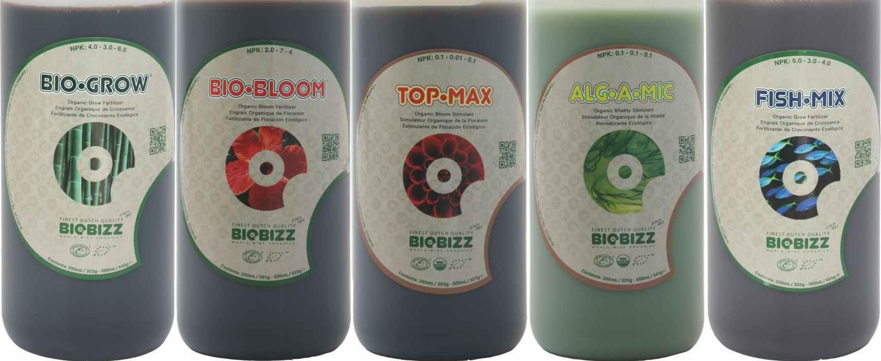 BioBizz! Organska gnojiva 1 klase !