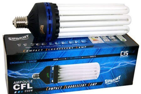 CFL grow žarulja za unutarnji uzgoj biljaka