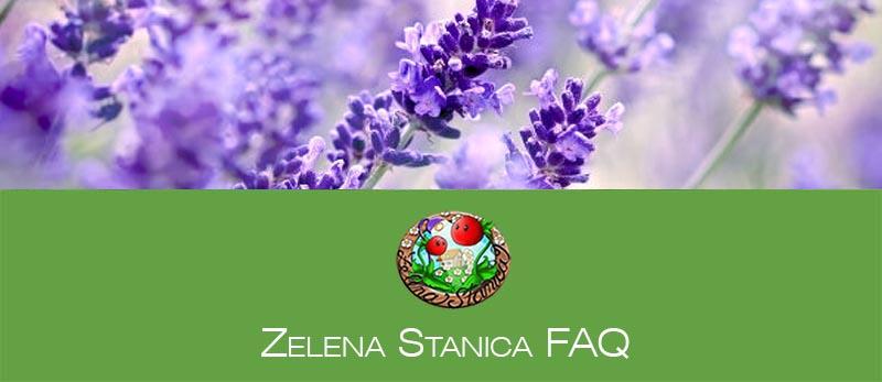 Zelena Stanica FAQ