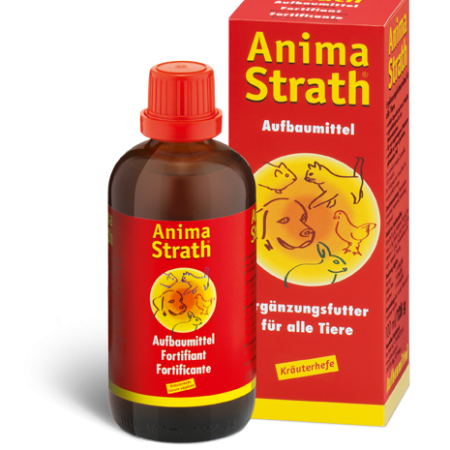 Anima-Strath sirup 250ml